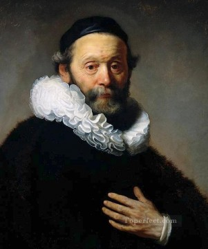 JohDet portrait Rembrandt Oil Paintings